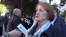 OKDIARIO habla con los asistentes al cierre de campaña de Vox