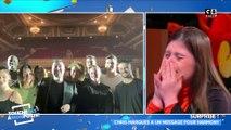 Surprise de Chris Marques, Harmony atteinte de trisomie 21 fond en larmes !