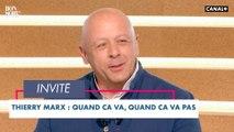 Thierry Marx : Quand ça va, quand ça va pas - Bonsoir! du 27/04 - CANAL+