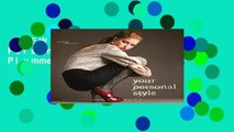 [NEW RELEASES]  Your Personal Style by Nancy Plummer