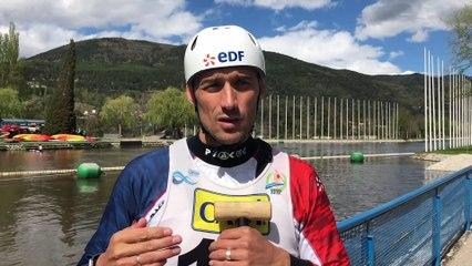 Championnat de France Slalom Elite 2019 - Première journée