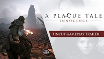A Plague Tale : Innocence - Trailer Uncut Gameplay