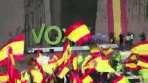 España cierra campaña electoral, marcada por extrema derecha