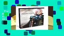 Full E-book  Lightning Returns: Final Fantasy XIII: The Complete Official Guide Complete