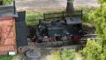 Chemin de fer à l'échelle TT avec des locomotives à vapeur de Poméranie construites à la main - Une vidéo de Pilentum Télévision sur le modélisme ferroviaire avec des trains miniatures