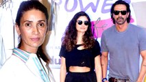 Mehr Jesia Finally Reacts To Arjun Rampal Becoming A Father Again