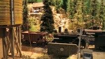 Train miniatures à l'échelle H0 sur l'île de Vancouver du Canada - Une vidéo de Pilentum Télévision sur le modélisme ferroviaire avec des trains miniatures