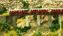 Locomotives à vapeur et locomotives Diesel en Suisse: Le chemin de fer de la Furka - Une vidéo de Pilentum Télévision sur le modélisme ferroviaire avec des trains miniatures