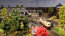 Le monde du train miniature de Pilentum: Un réseau ferroviaire allemand à l'échelle H0 - Une vidéo de Pilentum Télévision sur le modélisme ferroviaire avec des trains miniatures