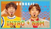 [Debut Stage] DONGKIZ - INTRO + NOM, 동키즈 - INTRO + 놈  show Music core 20190427