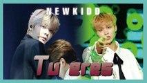 [HOT] Newkidd - Tu eres  ,  뉴키드 - 뚜에레스 Show Music core 20190427