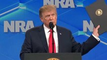 Donald Trump pulls US out of Arms Trade Treaty