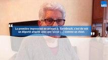 André Dupont-Thiersault, déportée et Résistante sarthoise