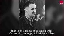 """""""À ceux qui viendront après nous"""" de Bertolt Brecht lu par Augustin Trapenard"""