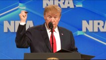 Trump heeds NRA, says he's pulling US out of Arms Trade Treaty