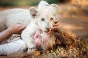 'Mia y el león blanco' es un éxito de taquilla en Francia