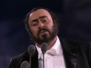 Luciano Pavarotti - de Crescenzo: Rondine al Nido