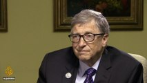 Bill Gates on ending disease, saving lives: 'Time is on our side'   Talk to Al Jazeera