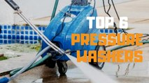 Best Pressure Washer in 2019 - Top 6 Pressure Washers Review