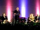 Soirée des voeux du maire... le discours... (4)