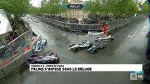 EPrix de Paris - Frijns s'impose sous le déluge !