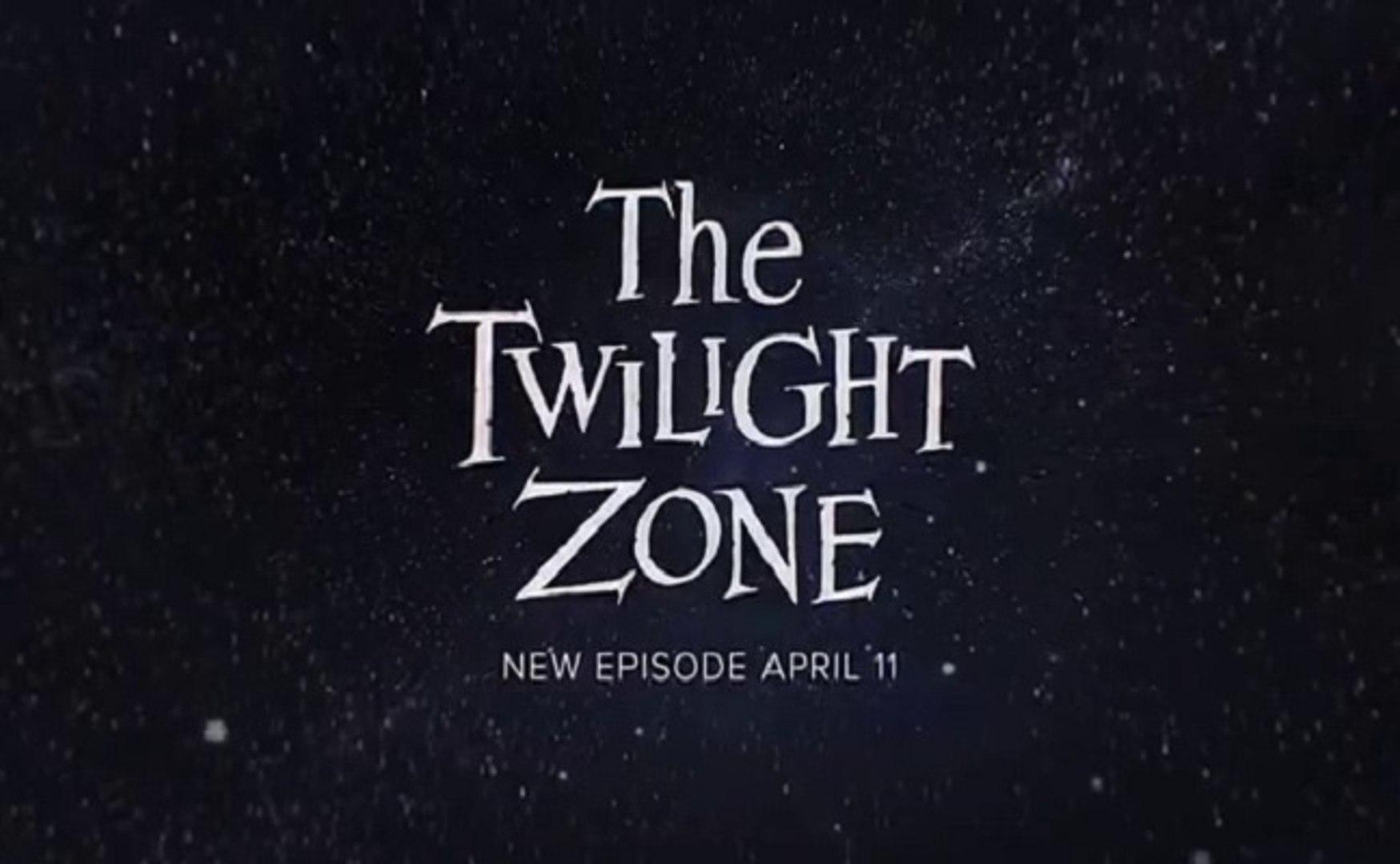 The Twilight Zone - Promo 1x06