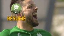 Stade Brestois 29 - RC Lens (2-0)  - Résumé - (BREST-RCL) / 2018-19