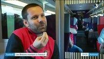 Coupe de France  : les supporters de Rennes viennent en masse pour la finale face au PSG