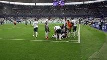 Coupe Gambardella: les buts vus de la pelouse