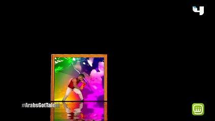 #ArabsGotTalent - فريق Black and White في لوحة راقصة وتفاعل مع الشاشات يدهش الحضور