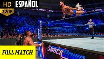 "WWE SmackDown LIVE: Finn Bálor vs. Andrade ""Cien"" Almas | Español Latino HD"