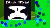 Black Metal: Evolution of the Cult (Extreme Metal)