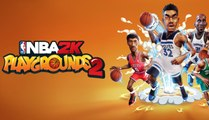 NBA2K Playgrounds 2 - Mise à jour avril 2019