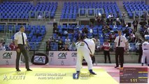 TAPIS 4 - JUJITSU GRAND SLAM PARIS OPEN 2019 - REPLAY J2