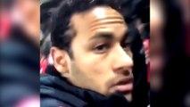 Neymar frappe un spectateur après la finale de Coupe de France perdue contre Rennes