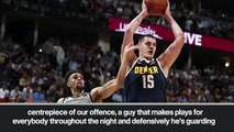 (Subtitled) 'He does it every night' Jokic Triple-Double inspires Denver to vicory