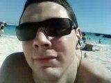 La plage mon iPod et moi