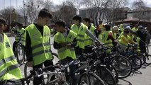 """Sağlıklı Yaşam İçin Bir Nedenim Var Bir de Bisikletim"""" Etkinliği"""