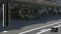 انسحاب دانيال ريكاردو من سباق فورمولا 1 بحلبة أذربيجان بسبب الحادث الذي تعرض له