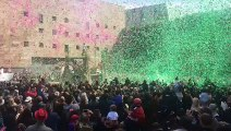 Carnaval d'Aix : éclatement de joie pour le final !