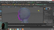 Face Modeling p 8! Head Modeling! Face modeling in Maya! Head modeling in Maya! Maya 3d face modeling! Maya animation Hindi! Autodesk Maya 2017! How to make 3d head! Maya tutorial Hindi!
