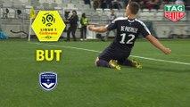 But Nicolas DE PREVILLE (38ème) / Girondins de Bordeaux - Olympique Lyonnais - (2-3) - (GdB-OL) / 2018-19
