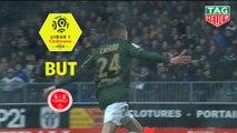But Mathieu CAFARO (63ème) / Angers SCO - Stade de Reims - (1-1) - (SCO-REIMS) / 2018-19