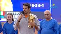 ATP - Budapest 2019 - Matteo Berrettini titré face à Krajinovic, c'est le 2e titre de sa carrière !