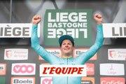 Fuglsang, la victoire de la persévérance - Cyclisme - Liège Bastogne Liège