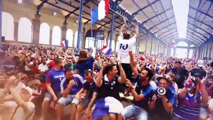 Finale Coupe du Monde  - 2018