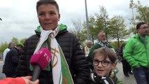 """ASSE-TFC, les supporters ont """"kiffé le match !"""""""