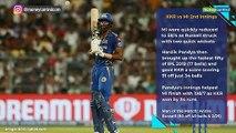 Phenomenal Russell keeps KKR alive in IPL 2019 despite Hardik Pandya blitz of 91 off 34 balls
