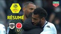 Angers SCO - Stade de Reims (1-1)  - Résumé - (SCO-REIMS) / 2018-19