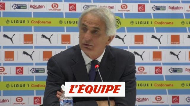Halilhodzic «Le niveau monte» - Foot - L1 - Nantes